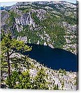 Donnel Lake  Acrylic Print