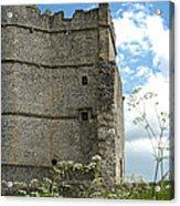 Donnington Castle Acrylic Print