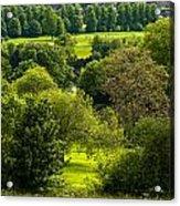 Donnington Grove Newbury Acrylic Print
