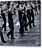 Don't Let The Parade Pass You By Acrylic Print