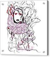 Reflections Of... Acrylic Print