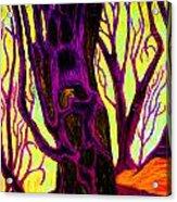 Doom And Gloom Acrylic Print