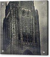 Doomed Castle Acrylic Print