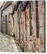 Doon A Scottish Wynd Acrylic Print