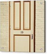 Door 35 Acrylic Print