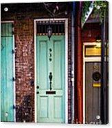 Door 939 Acrylic Print