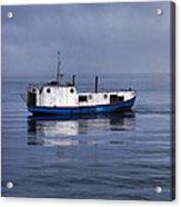 Door County Gills Rock Trawler Acrylic Print