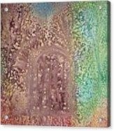 Door Of Heaven  Acrylic Print