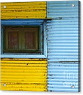Doors And Windows Buenos Aires 15 Acrylic Print