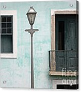 Doors Of Alcantara Brazil 2 Acrylic Print
