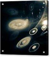 Doors Of The Universe Acrylic Print
