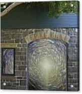 Doorway 20 Acrylic Print