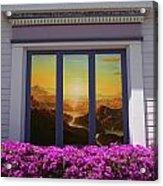 Doorway 21 Acrylic Print