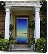 Doorway 8 Acrylic Print