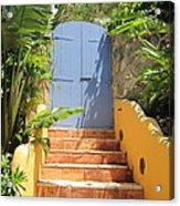Doorway To Paradise Acrylic Print