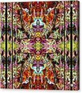 Doorways Thru Sacred Bridge Acrylic Print