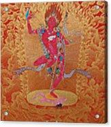 Dorje Pagmo Acrylic Print