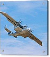 Dornier Do-24 Acrylic Print