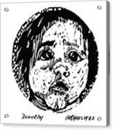 Dorothy Acrylic Print