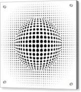 Dots Acrylic Print