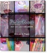 Double Take Art Collection Acrylic Print