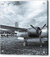 Douglas A-26 Invader 3770b Acrylic Print