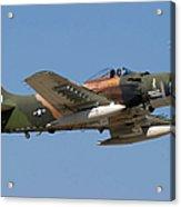 Douglas Ad-4 Skyraider Acrylic Print