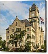 Douglas County Courthouse 2 Acrylic Print