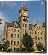 Douglas County Courthouse 4 Acrylic Print