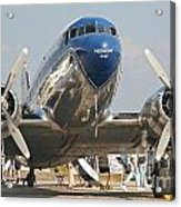 Douglas Dc-3 Commercial Airliner Acrylic Print