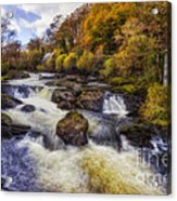 Down By The River Acrylic Print