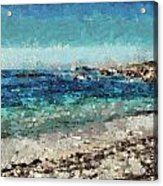 Down By The Sea 2 Acrylic Print