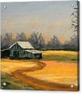 Down On The Farm Acrylic Print