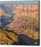 Down The Canyon Acrylic Print