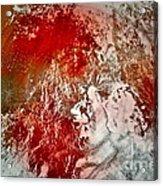 Down The Drain Acrylic Print by Gwyn Newcombe