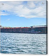 Downbound At Mission Point 2 Acrylic Print