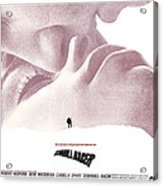 Downhill Racer, Us Poster, Robert Acrylic Print