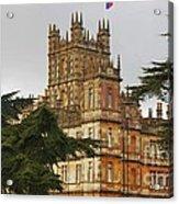 Downton Abbey Vision # 4 Acrylic Print