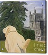Downton Abbey Acrylic Print