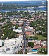 Downtown Annapolis Acrylic Print
