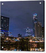 Downtown Austin Acrylic Print