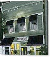 Downtown Books 11 Acrylic Print