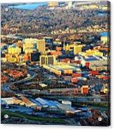 Downtown Chattanooga  Acrylic Print