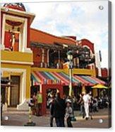 Downtown Disney Anaheim - 12126 Acrylic Print