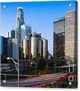 Downtown L.a. Acrylic Print