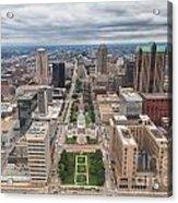 Downtown St Louis Old Courthouse Acrylic Print