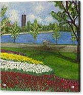Dow's Lake - Ottawa Acrylic Print
