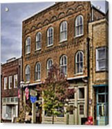 Dowtown General Store Acrylic Print