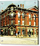 Doylestown-lenape Hall Acrylic Print