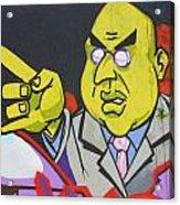 Dr Evil Acrylic Print